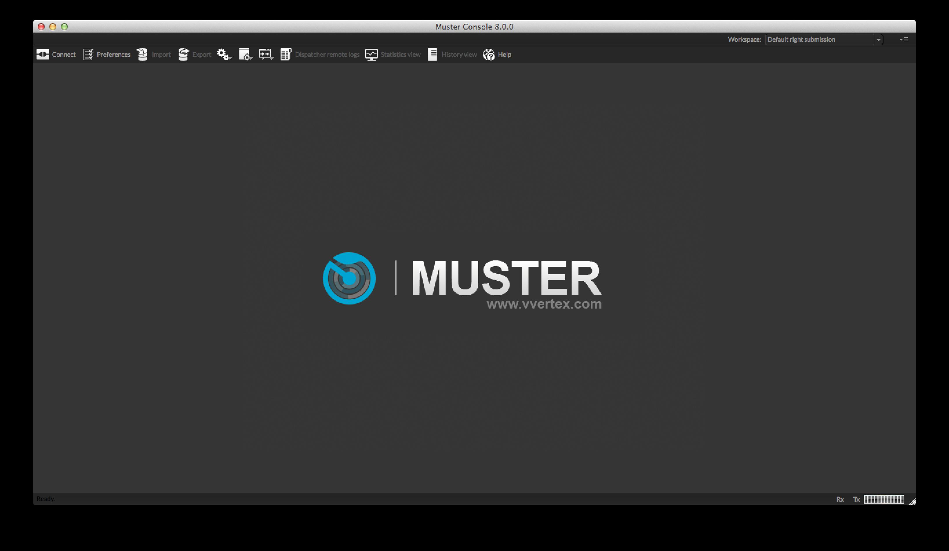 muster:8.0:console_walk_trough [Virtual Vertex Muster 8.0+ ...