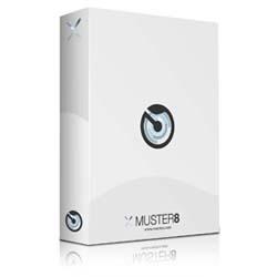 muster 8 box