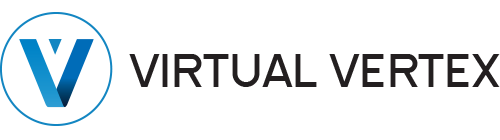 logo virtual vertex